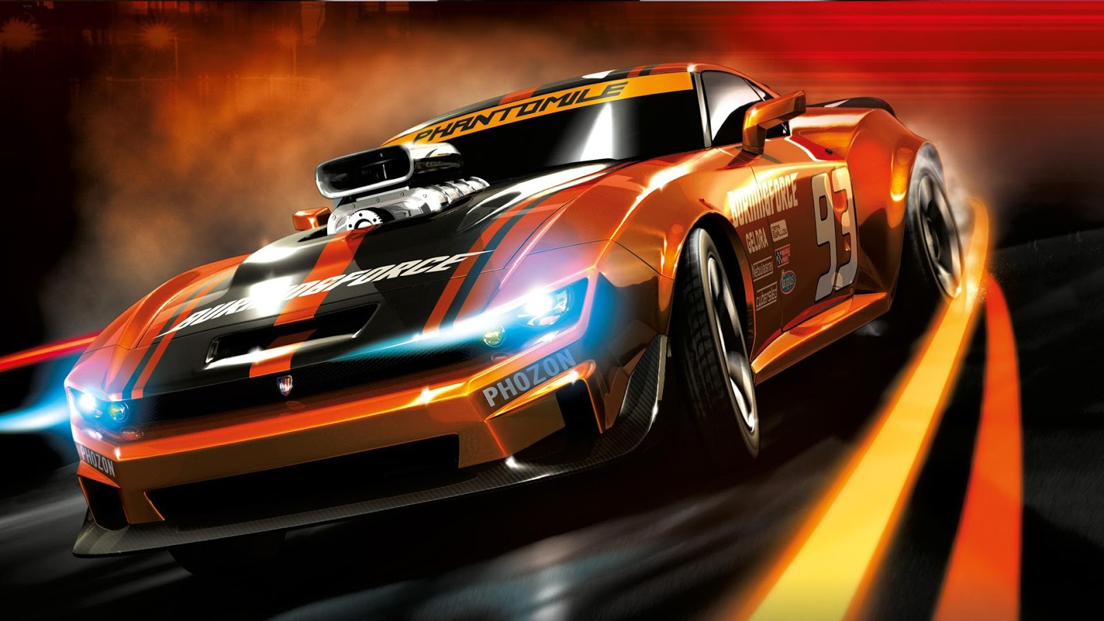 Racing Cars Live Wallpaper   Android Apps on Google Play 1600x900