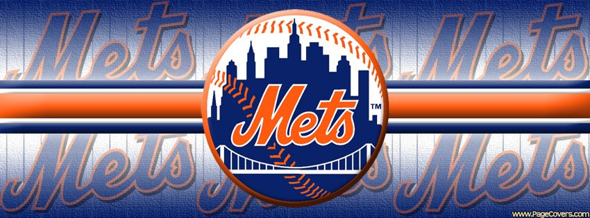 New York Mets Facebook Cover   PageCoverscom 850x315