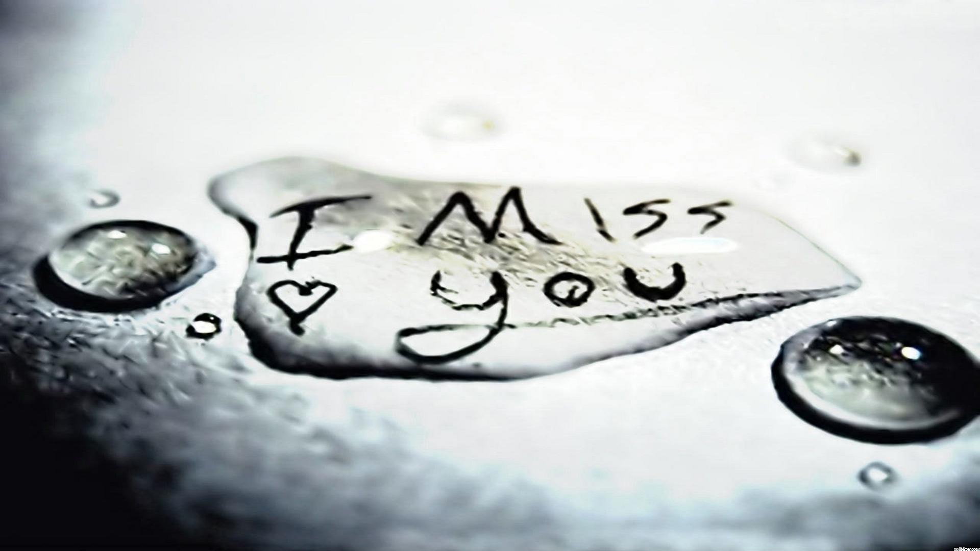 Wallpaper download i miss you - Art I Miss You Wallpaper
