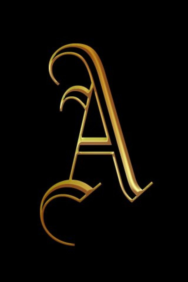 my creation letter a creative designs wallpaper for iphone download