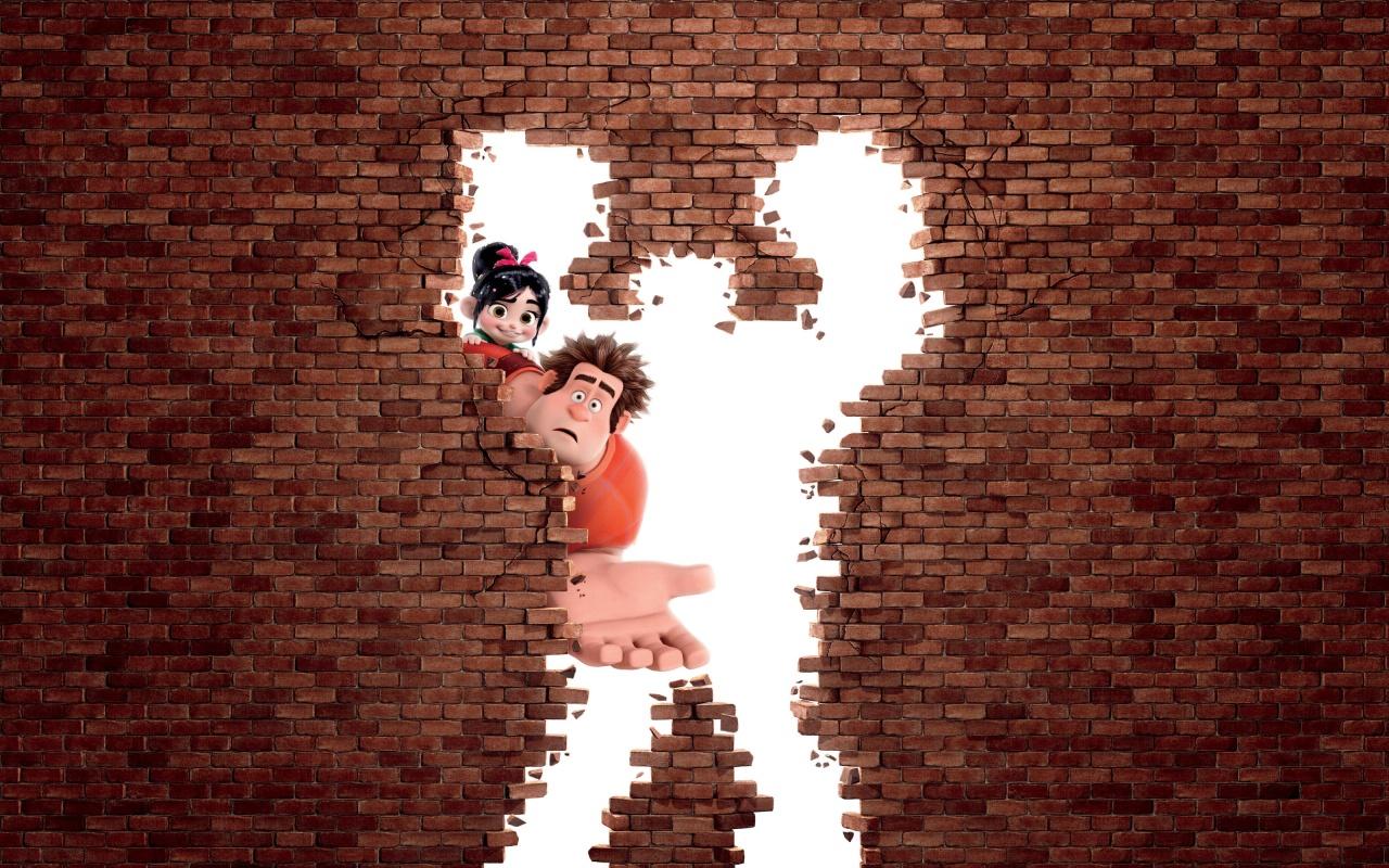 Free Download Wreck It Ralph Wreck It Ralph Wallpaper