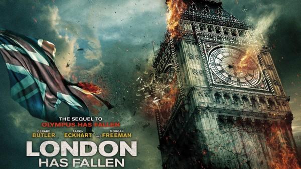 London has Fallen movie HD 1080p 2015 wallpaper   HD Wallpaper 1080p 600x338