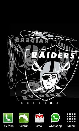Raiders Wallpaper Iphone 5 3d oakland raiders wallpaper 307x512