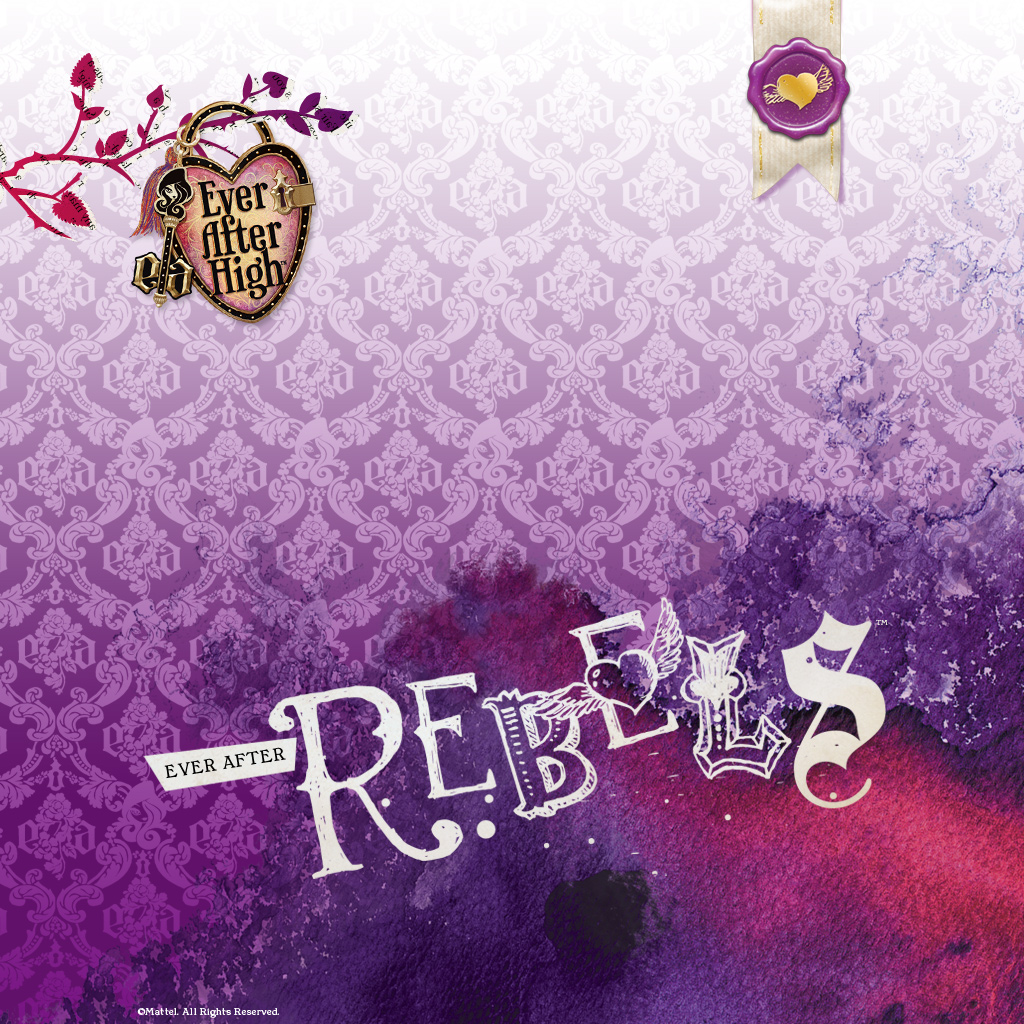 Displaying Images For   Ever After High Wallpaper Rebel 1024x1024