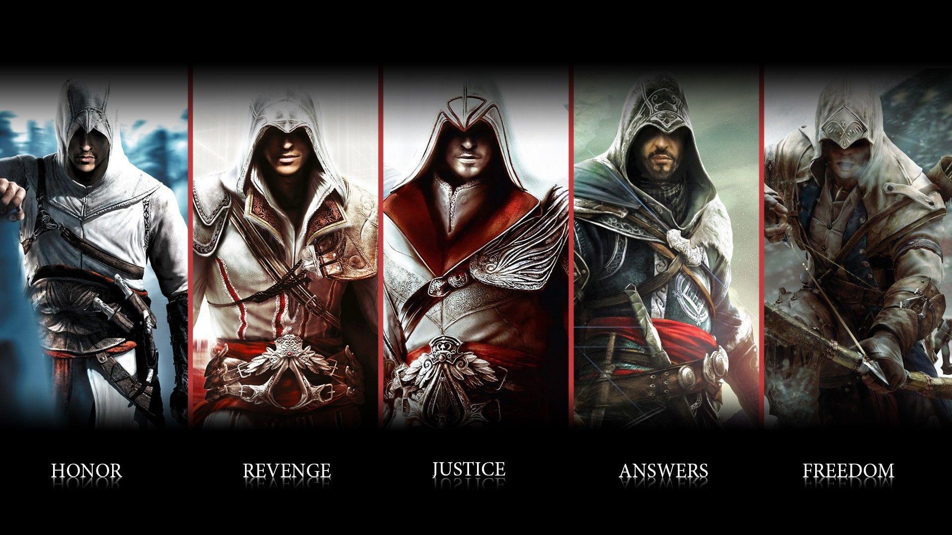 49 Assassin S Creed Altair Wallpaper On Wallpapersafari