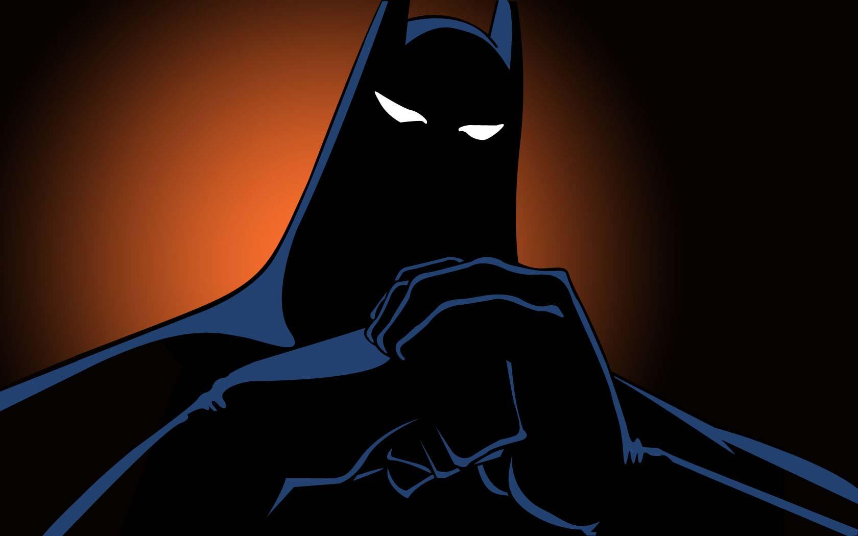 TAS Batman Wallpaper   Batman Wallpaper   Cartoon Watcher 1680x1050