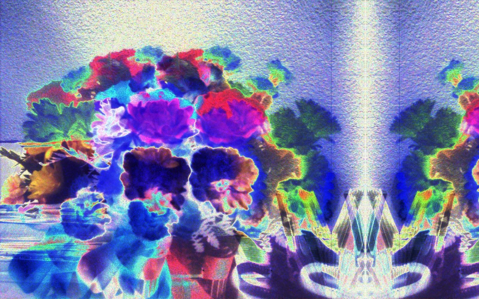 Trippy Hippie Wallpaper - WallpaperSafari