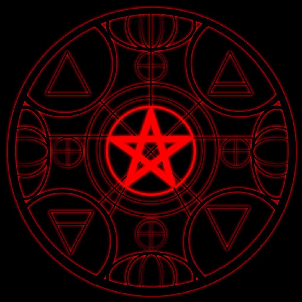 Alchemy Circle by Blakemann123 1024x1024