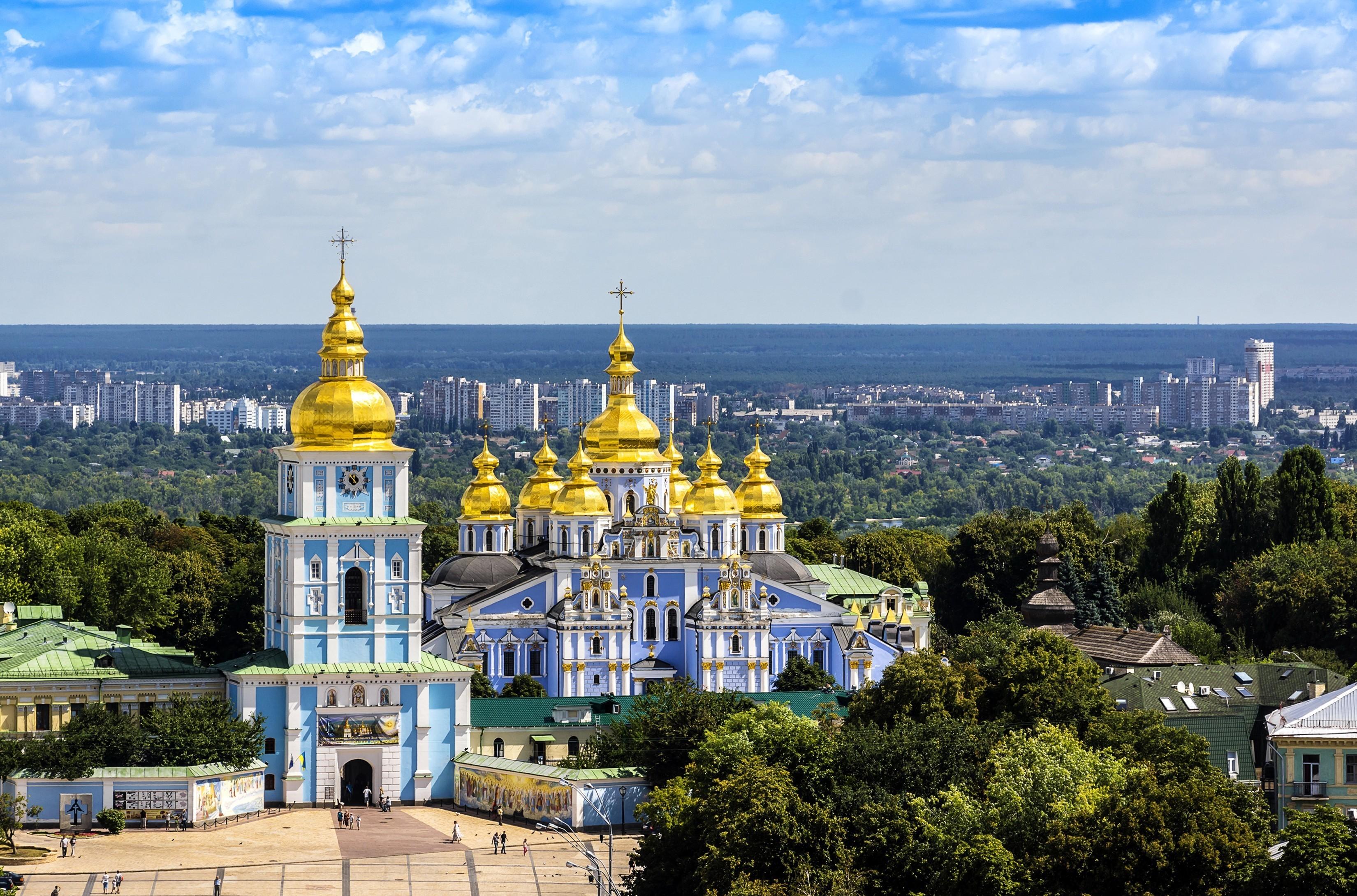 Kiev Ukraine Wallpaper WallpaperSafari