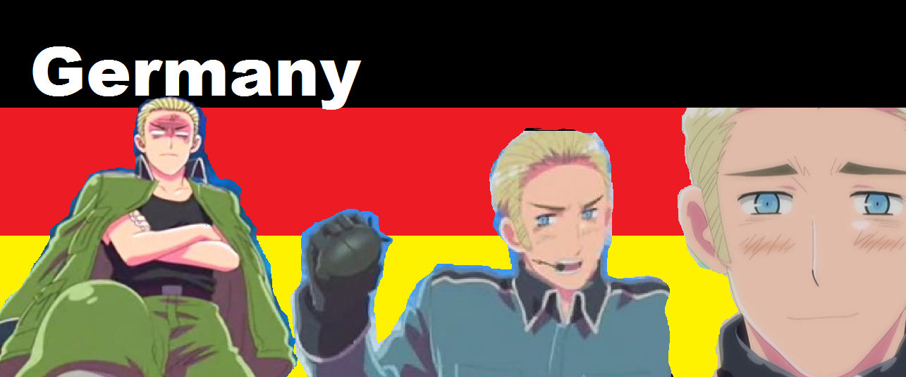 Hetalia Germany Wallpaper by Stella Madrigal Wolf 1285x536