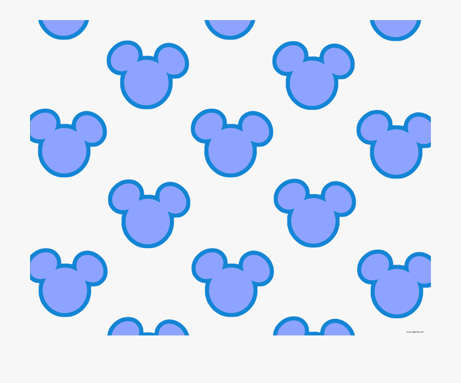 Baby Mickey Mouse Head Silhouette Wallpaper Clipart   Background 920x764