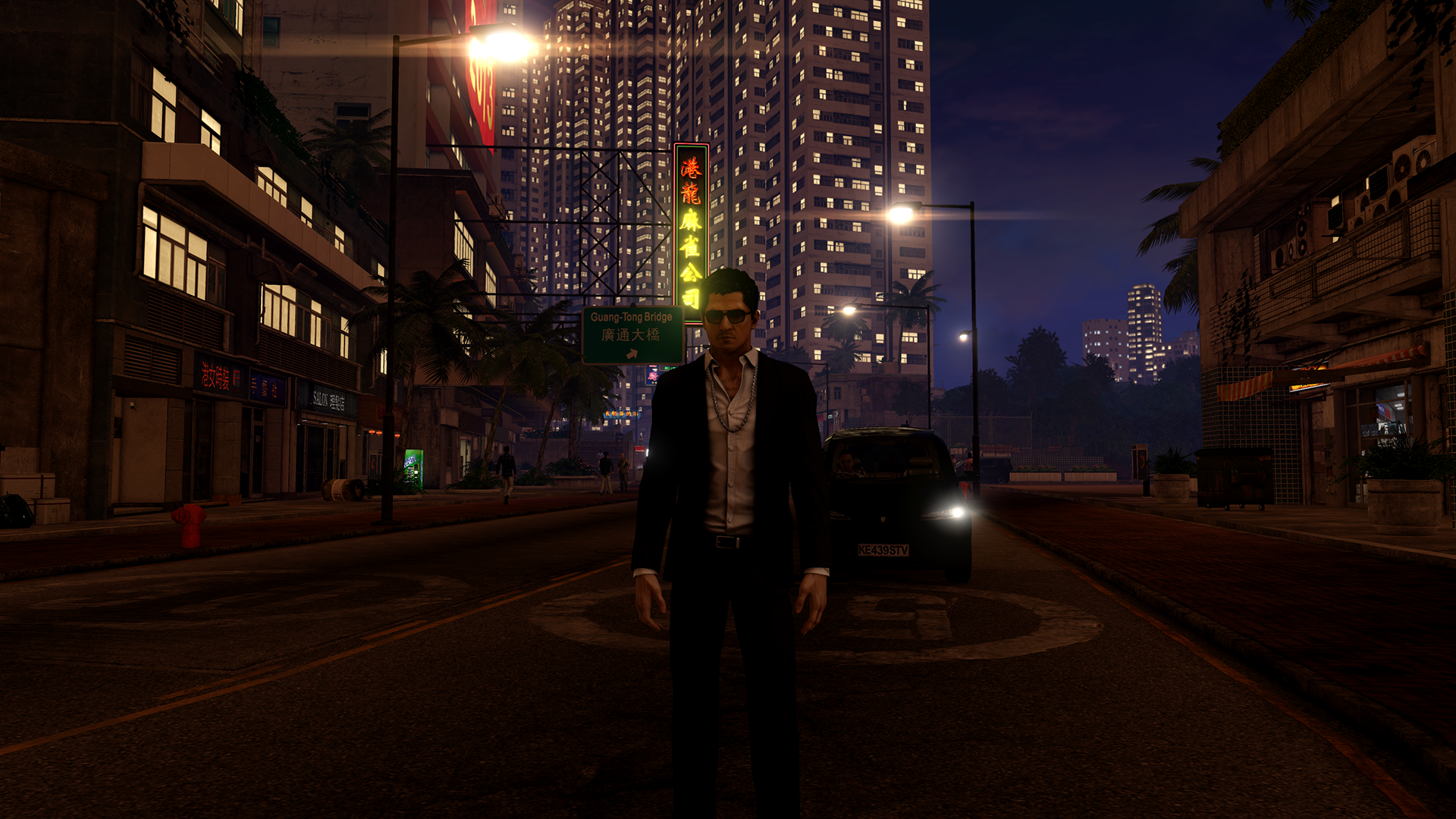 Sleeping Dogs Full HD Wallpaper and Background 1920x1080 1920x1080