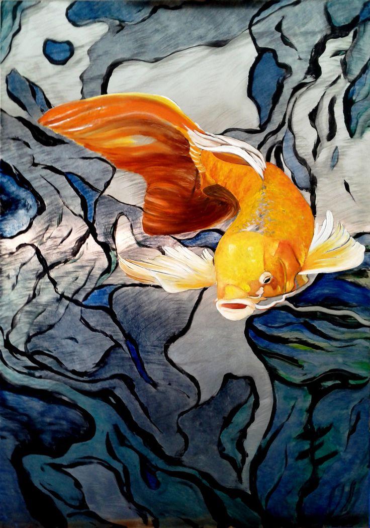 [49+] Fish Wallpaper for Walls on WallpaperSafari