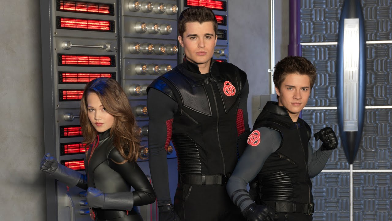 Disney XDs Lab Rats Set Visit 1280x720