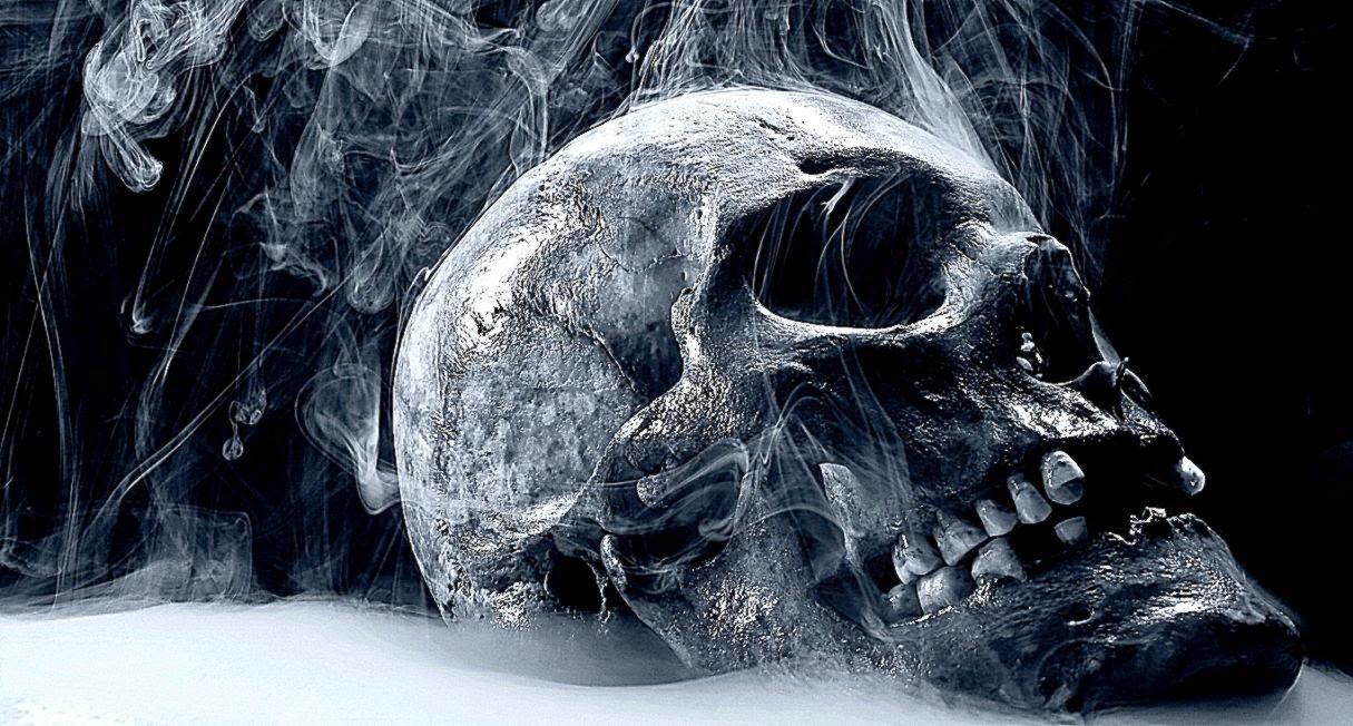 3D Smoke Wallpaper