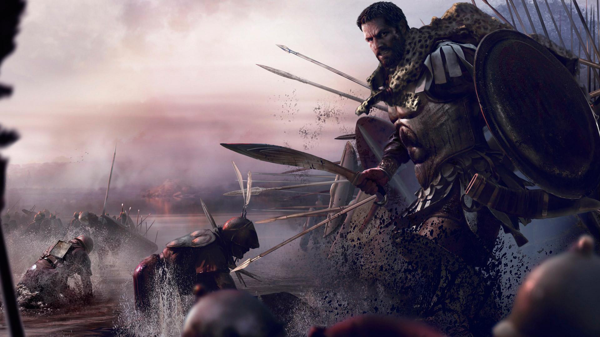 Римские воины обои на рабочий стол