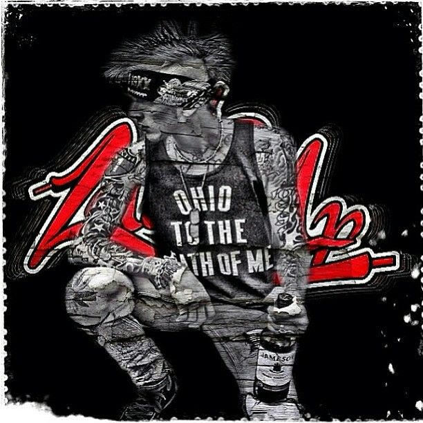 Pin Lace Up Mgk Wallpaper Logo Image Search Results on 612x612