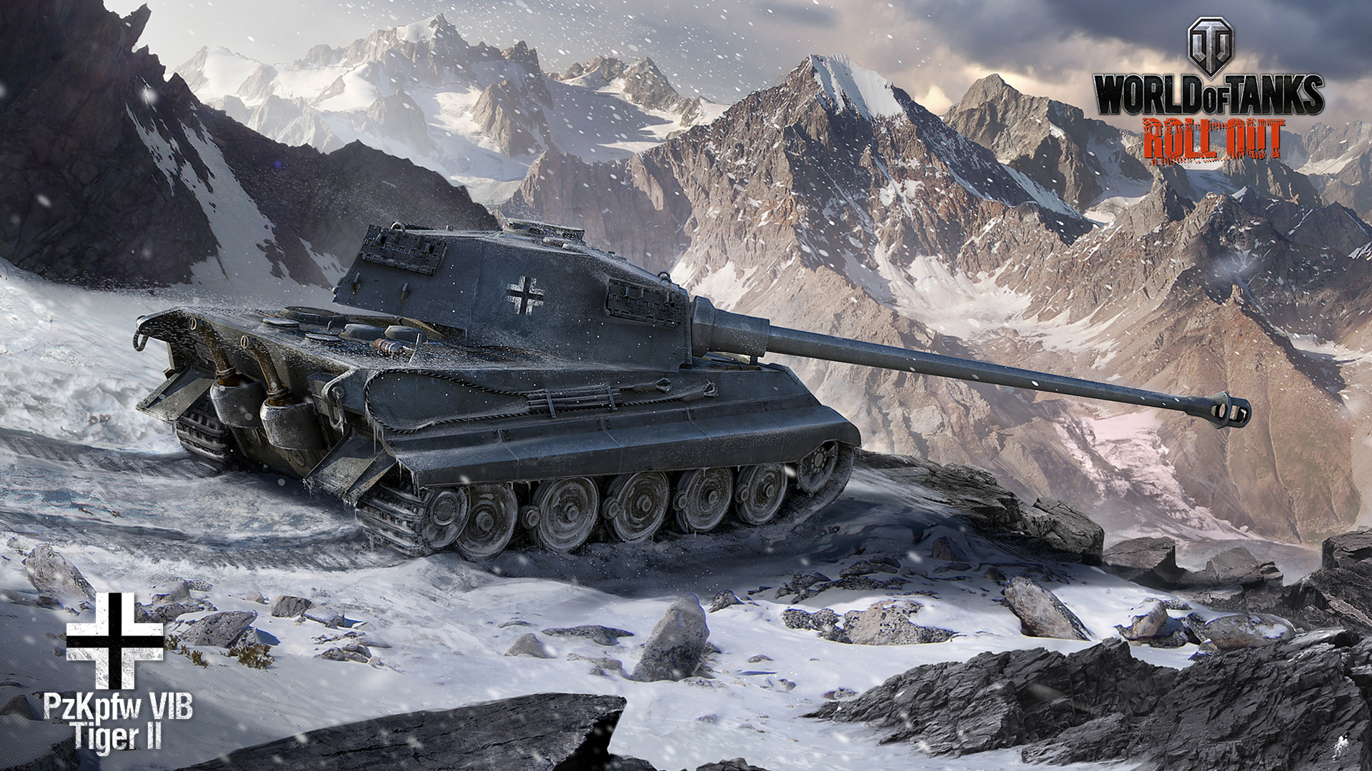 tank Tiger II wallpapers and images   wallpapers pictures photos 1920x1080