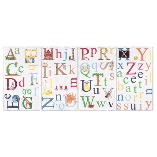 RoomMates Peel Stick Wall Decals   Alphabet Target Australia 620x620