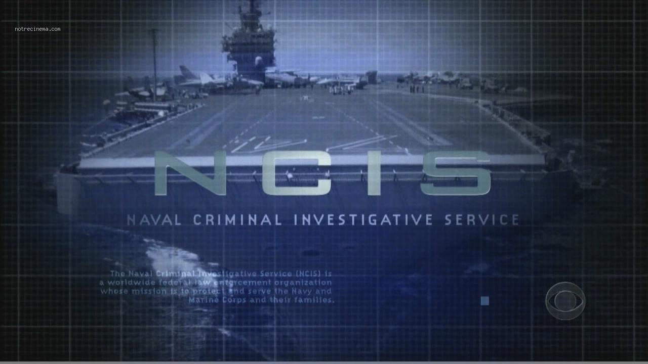 Ncis Logo Wallpaper 1280x720