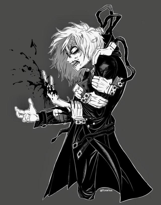 shigaraki Cute anime guys Tokyo ghoul anime My hero academia memes 640x814