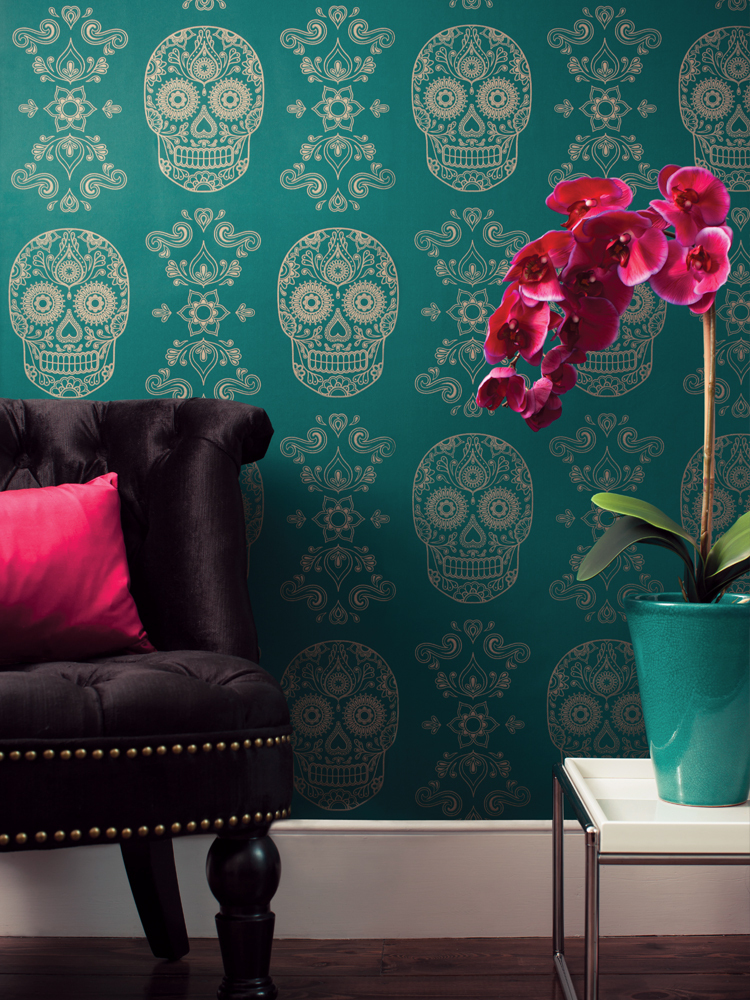 Sugar Skull Wallpaper   The Names Ponyboy 750x1000