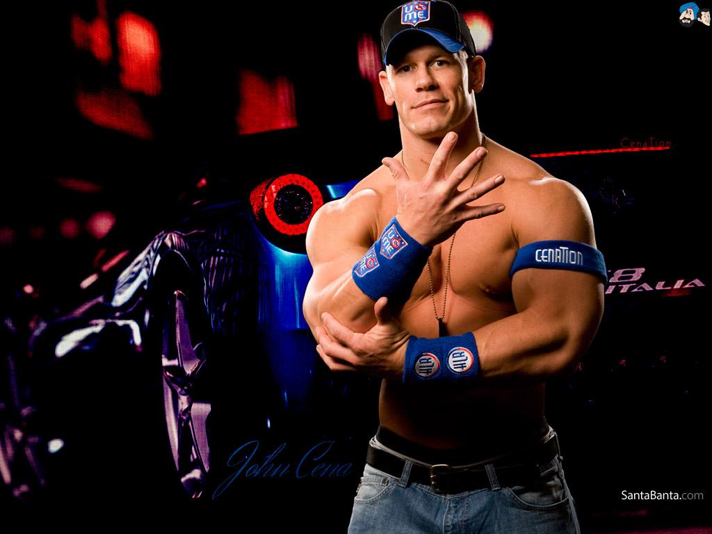 WWE Wallpaper 141 1024x768
