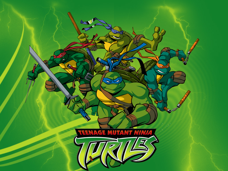 Free Download Ninja Turtle Wallpaper 800x600 For Your