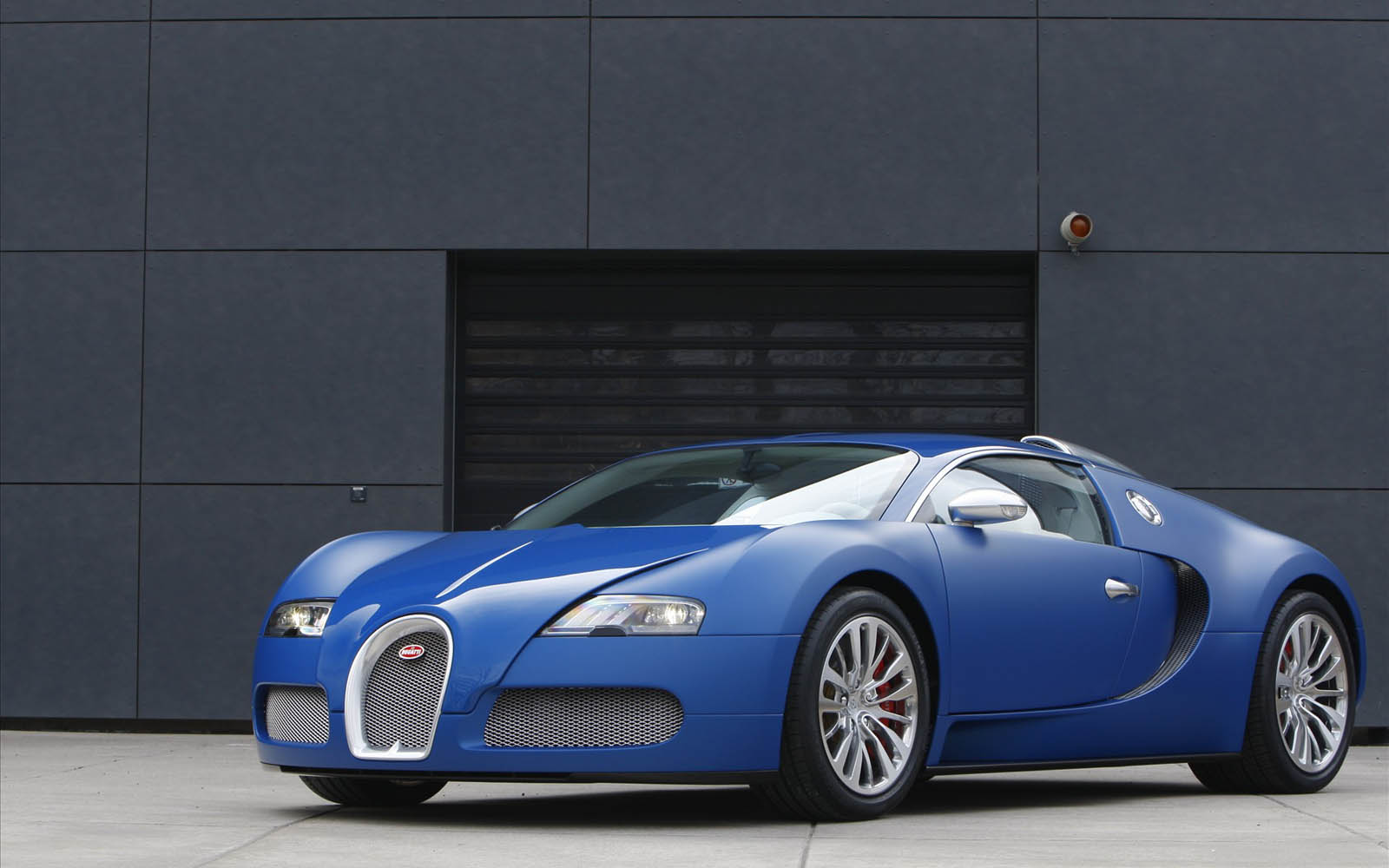 wallpapers Bugatti Veyron 1600x1000