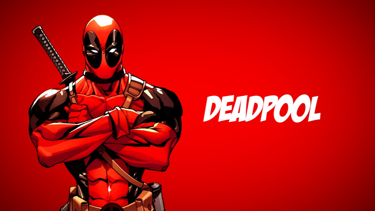 Download Deadpool Mercenary Game HD Wallpaper because 1280x720