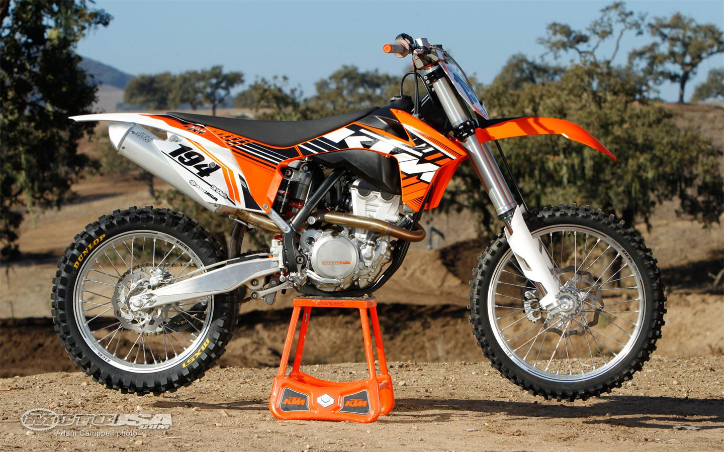 KTM Dirt Bike Wallpapers   2 of 6   1440x900 1440x900