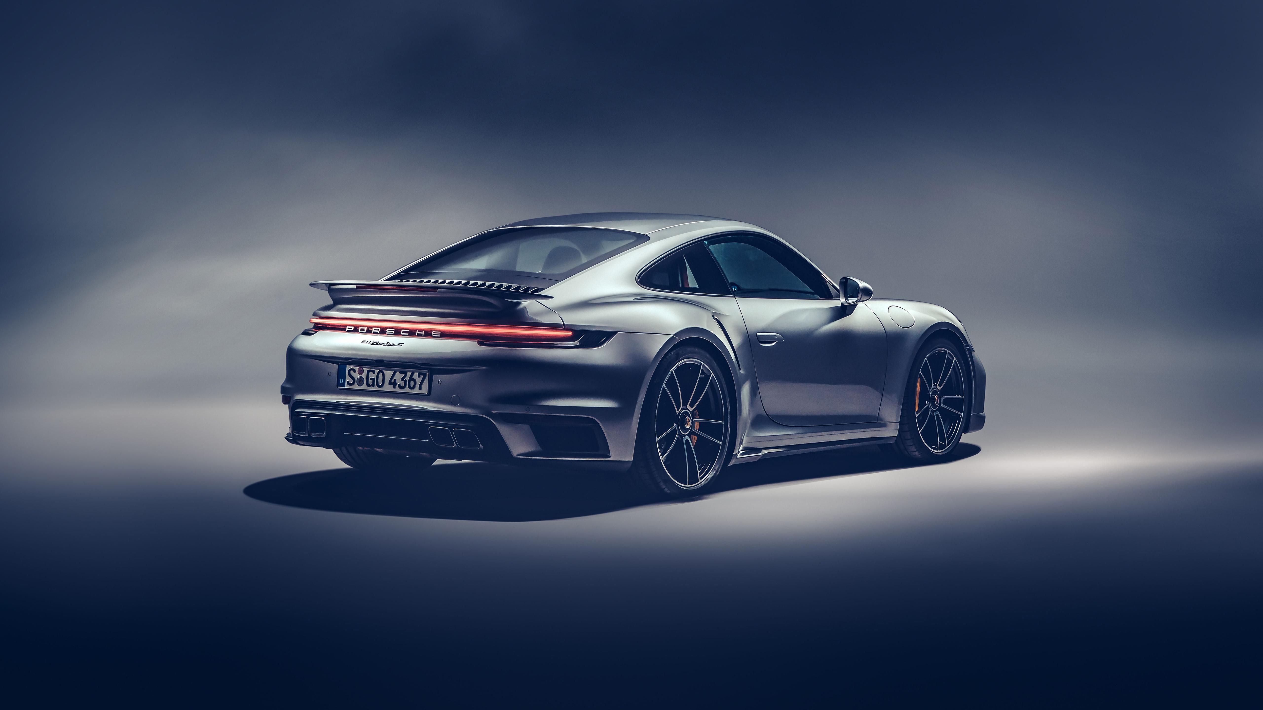 Porsche 911 Turbo S 2020 5K 3 Wallpaper HD Car Wallpapers ID 5120x2880