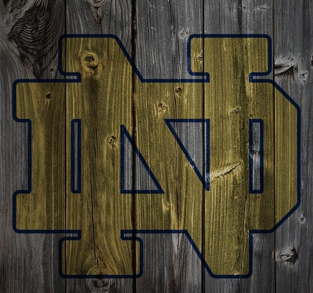 iphone notre dame fighting irish wallpapers55com   Best Wallpapers 640x600