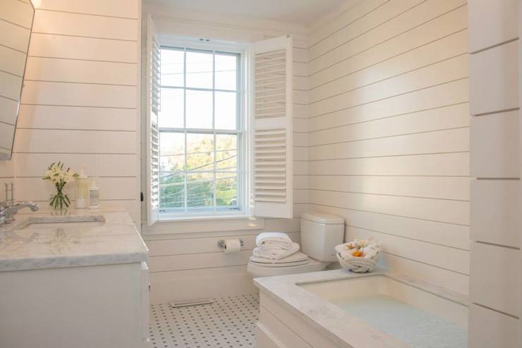 White Shiplap Wallpaper Wallpapersafari