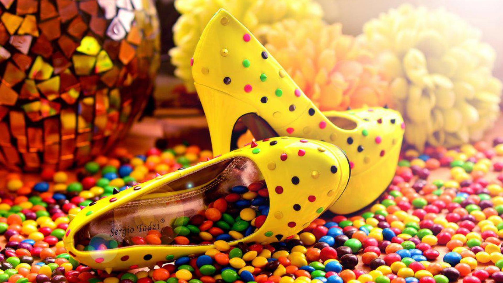 Colorful Candy Wallpapers   Top Colorful Candy Backgrounds 1920x1080