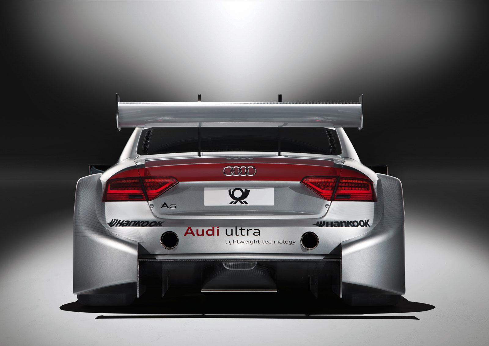 Sport Cars Audi A5 DTM Race Car hd Wallpapers 2012 1600x1131