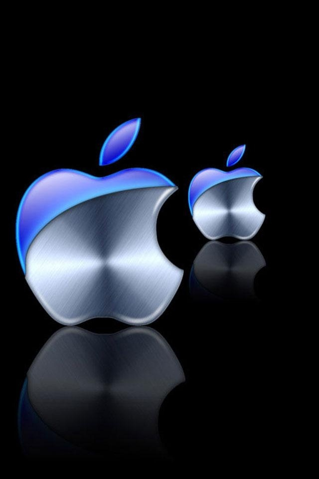 hd apple im a mac iphone 4s wallpapers backgrounds 640x960