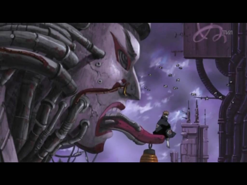Naruto vs Pain Wallpaper 1024x768