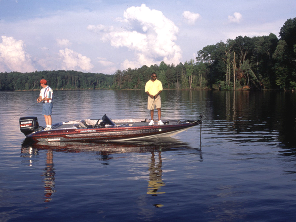 Bass Fishing Wallpaper Bass Fishing Pictures The Ultimate Bass 1024x768