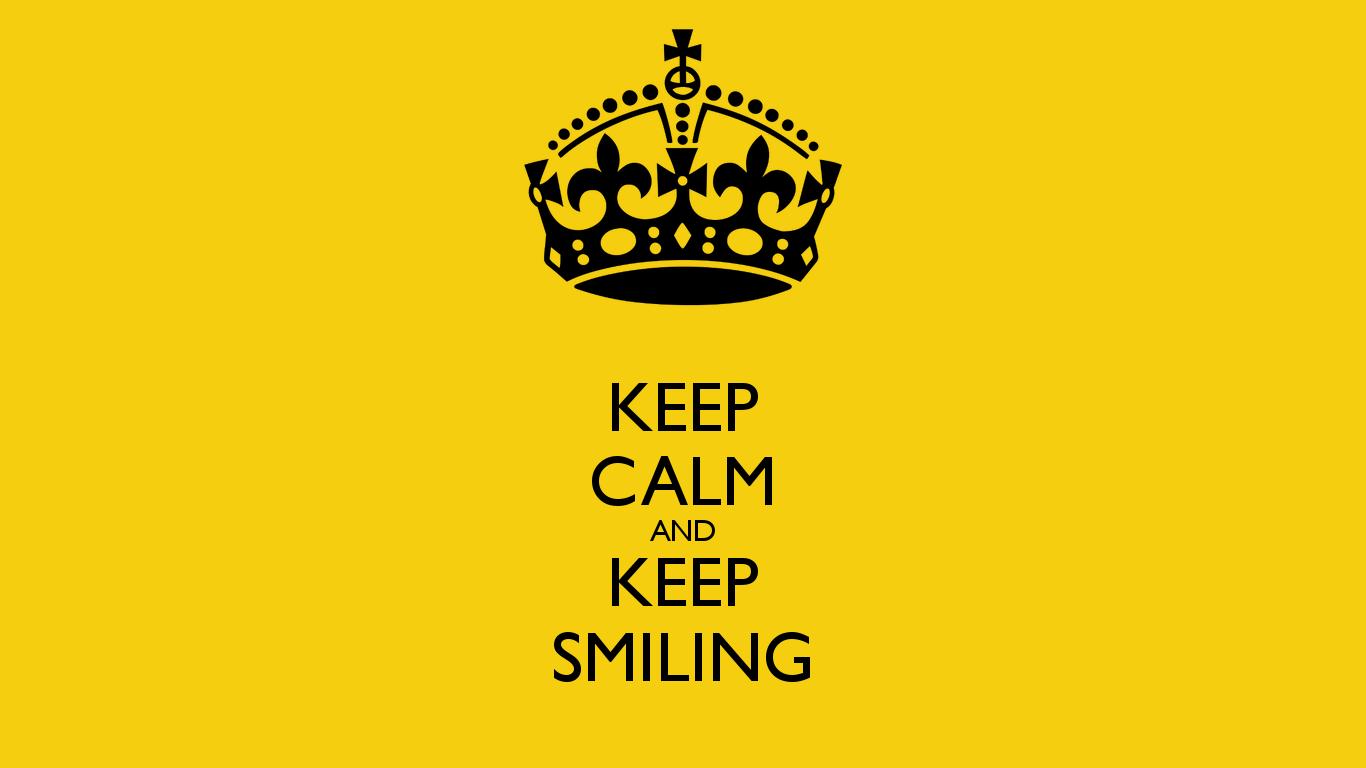 [46+] Keep Smiling Wallpaper On WallpaperSafari