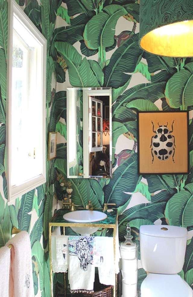 Fashion and Decor  Martinique Banana Leaf strangeLine 640x986