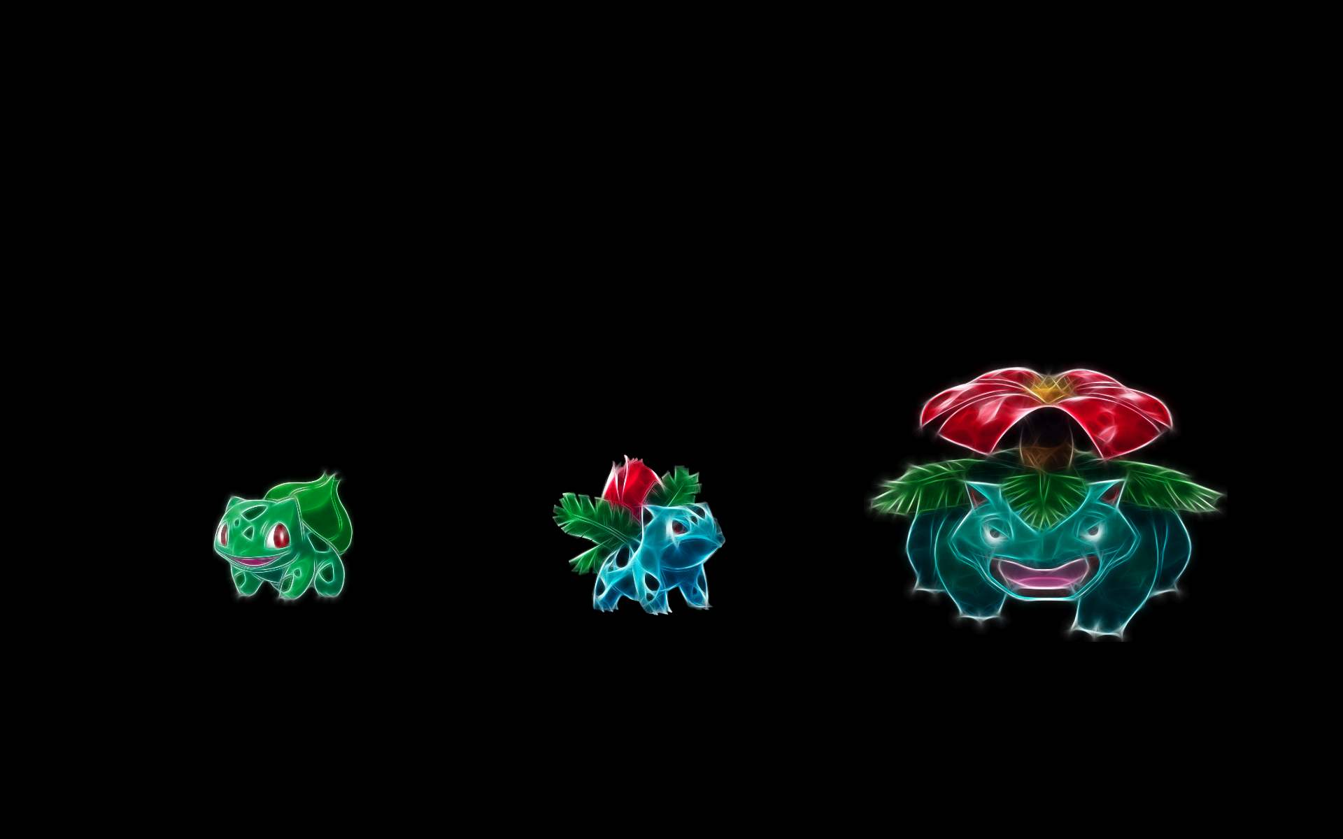 bulbasaur evolution wallpaper images - photo #7