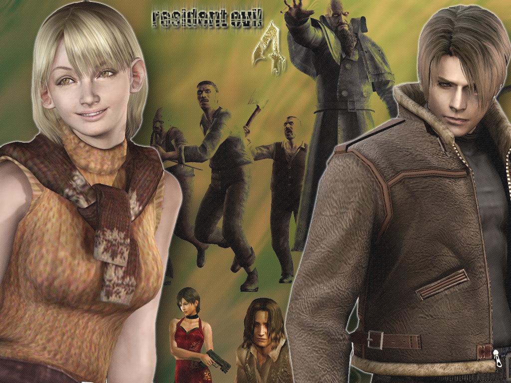 Free Download Resident Evil 4 Wallpaper Resident Evil 4 Wallpaper