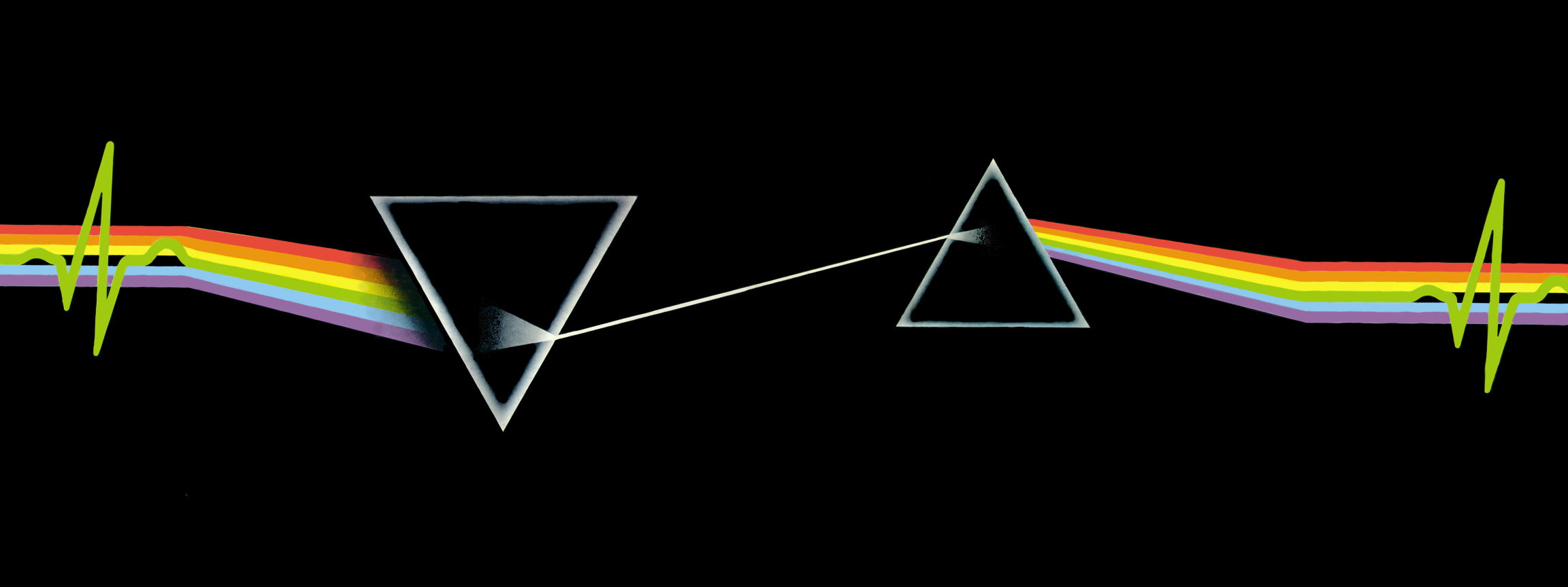Dark side of the moon by dabeck 2304x864