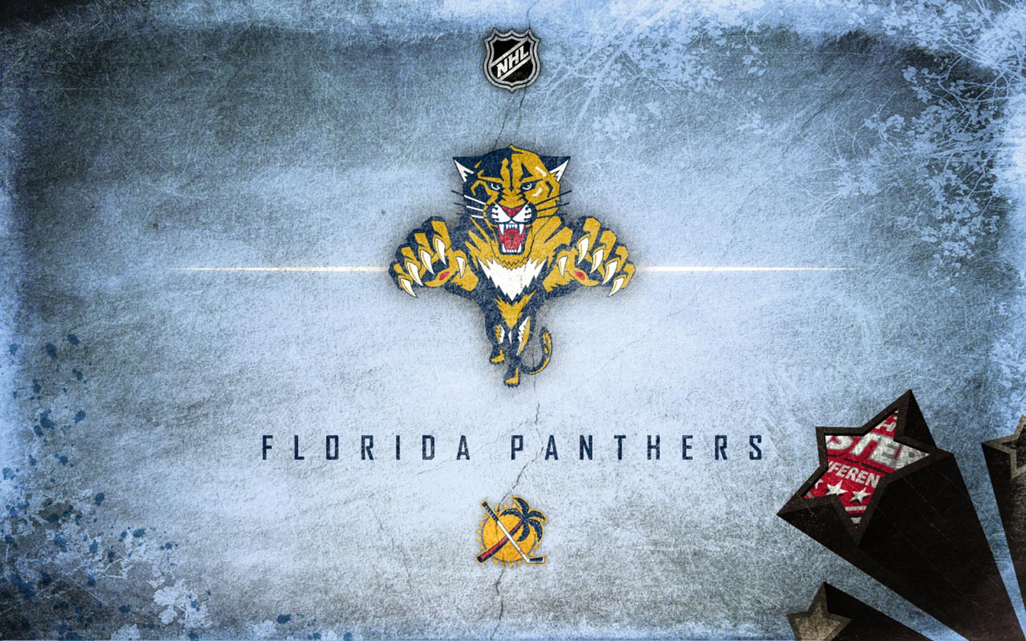 NHL Wallpapers   Florida Panthers Widescreen wallpaper 1440x900