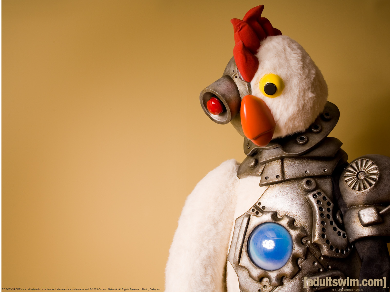 96 Robot Chicken Wallpapers On Wallpapersafari