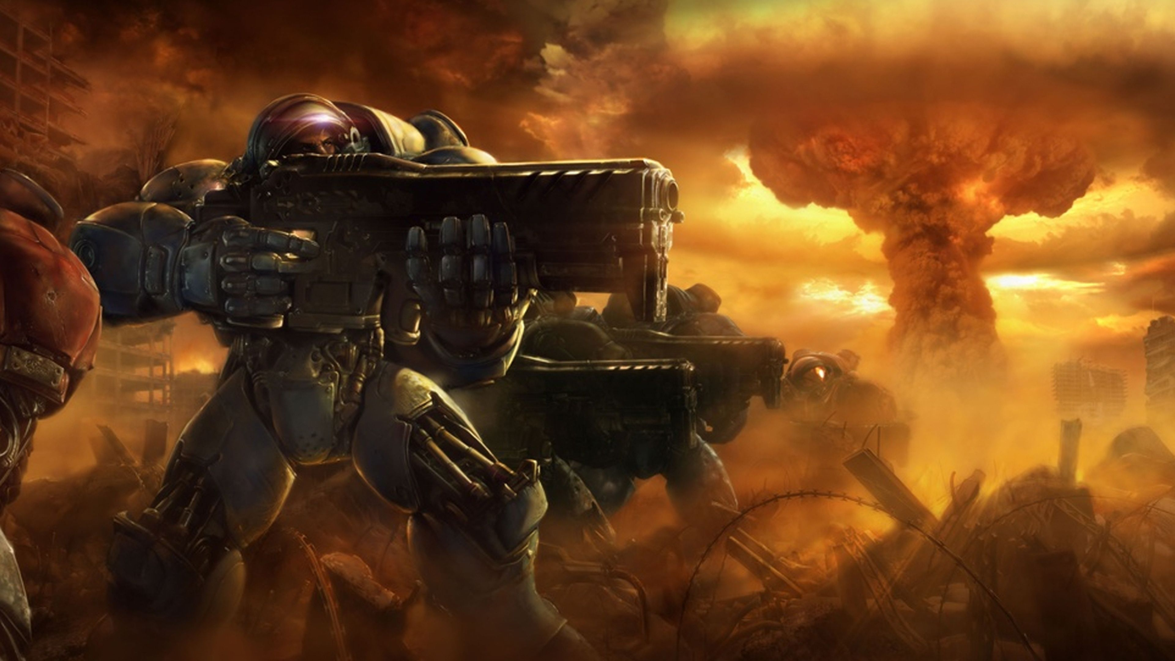 StarCraft 2 4K Ultra HD Wallpapers   Top StarCraft 2 4K Ultra 3840x2160
