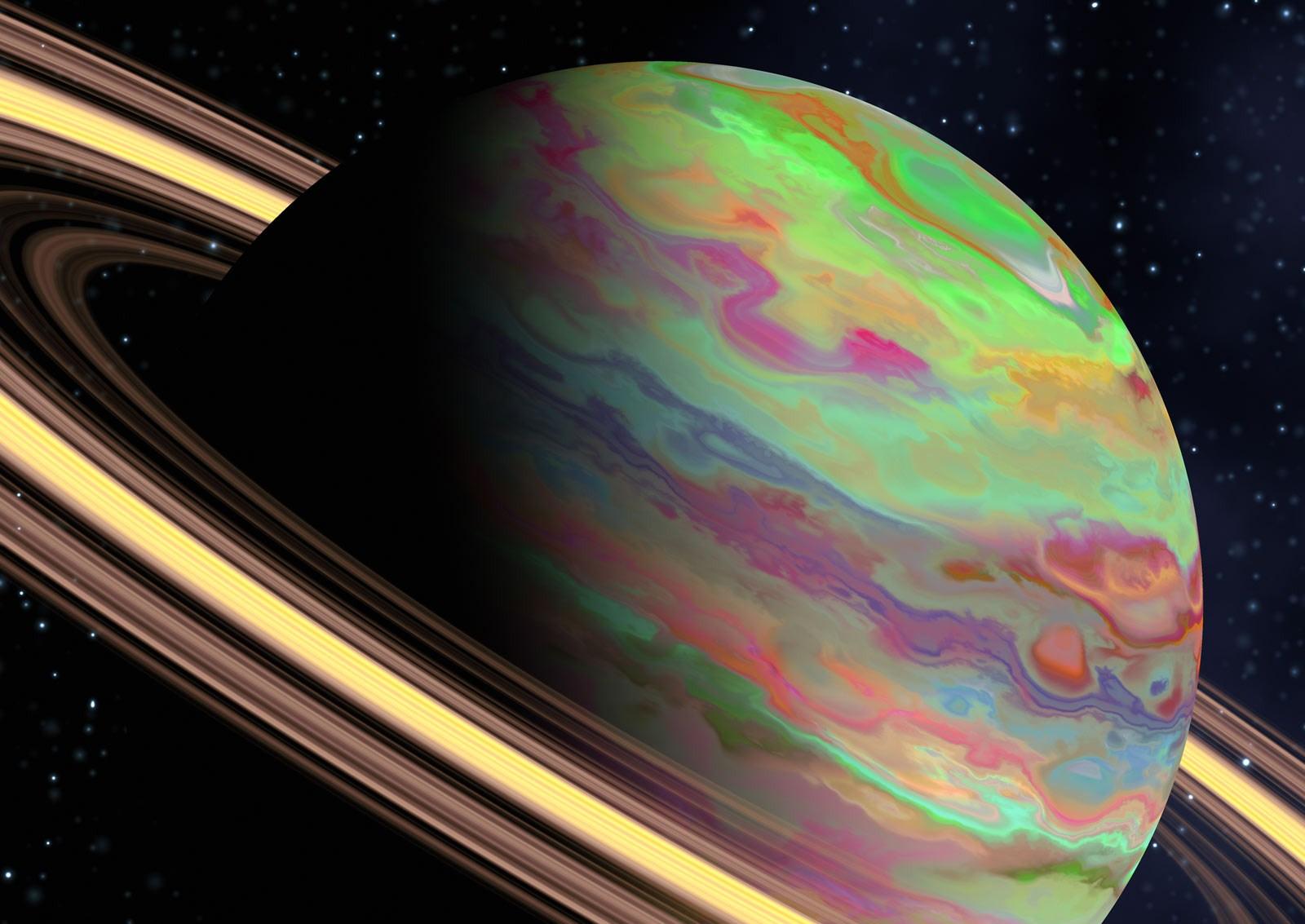 Desktop Backgrounds 4U Planets 1600x1133