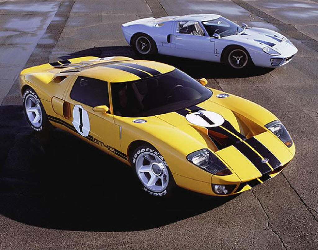 Cars Latest Car Car Wallpapers Ford GT Sports Cars Wallpaper 2012 1024x807
