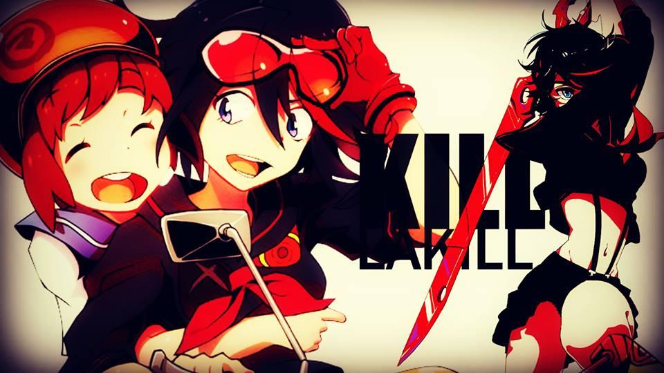 Kill la Kill Mako and Matoi by shygoodangel 960x540